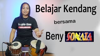 Video Tutorial/belajar bermain kendang dangdut & koplo bersama Beny Sonata MP3, 3GP, MP4, WEBM, AVI, FLV Desember 2018