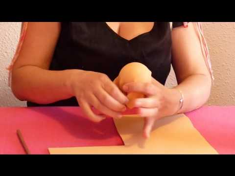 Video Como hacer FOFUCHAS ? Tutorial de como hacer muñecas fofuchas de Tutoriales