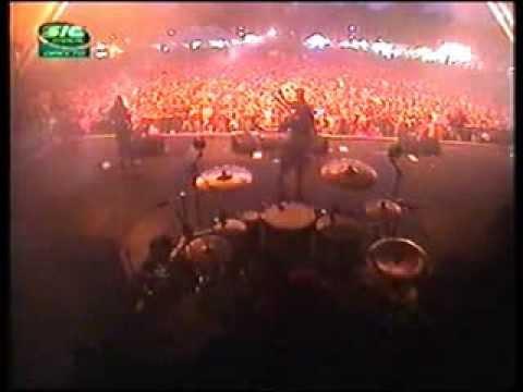 SEPULTURA - Vilar de Mouros festival 2003 FULL SHOW (видео)