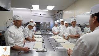 Sushi Chef Institute | The Place To Learn Sushi by Diaries of a Master Sushi Chef