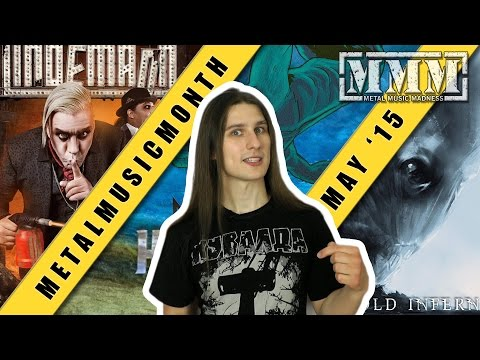 MMMonth - June'15 (Lindemann, Nekrogoblikon, Disarmonia Mundi) смотреть онлайн