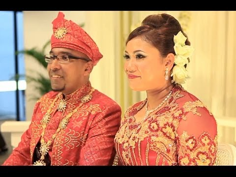 Official Wedding Video! #MiFiWedding (Malay Singapore Wedding)