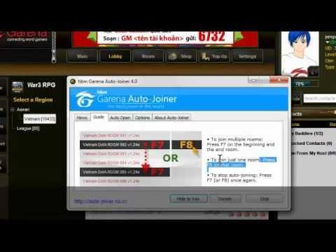 hbm Garena Auto-Joiner v4.9.1
