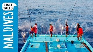 Sustainable Pole and Line TUNA Fishing in the Maldives | Bart's Fish Tales by Bart's Fish Tales