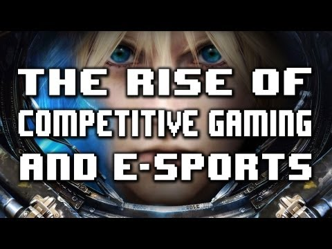 competitive - As games have increased in sophistication, they have become a stage for ever higher displays of human skill and brilliance. The result is a tier of the gamin...