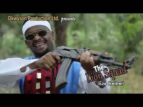 The Lion Squad - Zubby Micheal|2019 Latest Nigerian Nollywood Movie
