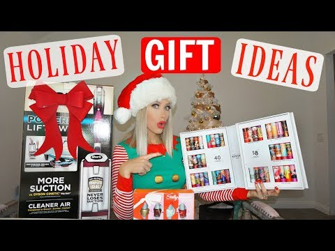 AWESOME LAST MINUTE HOLIDAY GIFT IDEAS