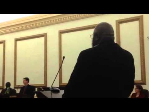 Robert Eades Testimony
