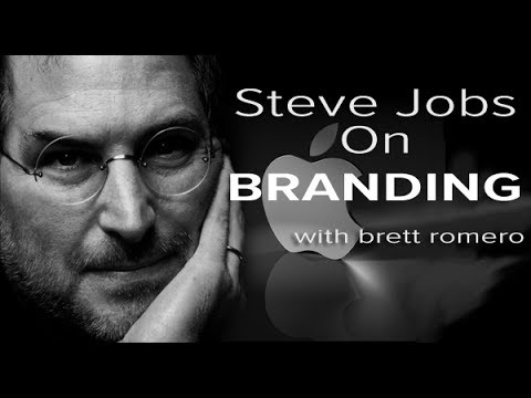 Download Steve Jobs on The Secrets of Branding HD Mp4 3GP Video and MP3