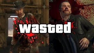 Video Every Rockstar Games Protagonist Who Has Died! MP3, 3GP, MP4, WEBM, AVI, FLV Agustus 2017
