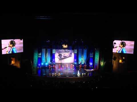 Quê Em Mùa Nước Lũ - Phương Mỹ Chi - Tết Xa Quê in Moscow 2014
