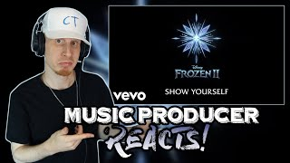 Video Music Producer Reacts to Show Yourself (Frozen 2 OST) by Idina Menzel, Evan Rachel Wood download in MP3, 3GP, MP4, WEBM, AVI, FLV January 2017