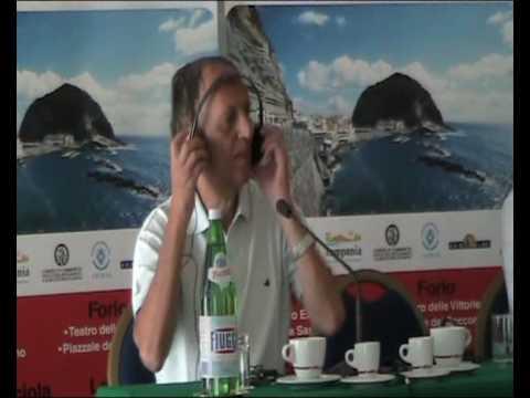 Ischia Global - Dario Argento e Billie August - Terza Parte