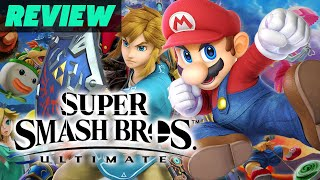 Super Smash Bros. Ultimate Review by GameSpot