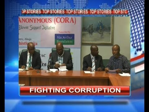 AFRICMIL launches Corruption Anonymous, a whistle-blower support initiative #blowthewhistlenaija