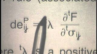 Lec 17 | MIT Finite Element Procedures For Solids And Structures, Nonlinear Analysis