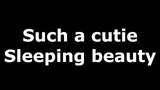 Tech N9ne - Sleeping Beauty - Lyrics