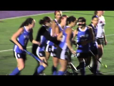 GNAC Field Hockey Semifinal Highlights: Saint Joseph's vs. Anna Maria