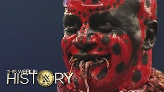 Video Boogeyman Debüt bei SmackDown: This Week in WWE History – 3. Dezember 2015 MP3, 3GP, MP4, WEBM, AVI, FLV November 2017