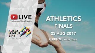 Video Athletics Finals | 29th SEA Games 2017 MP3, 3GP, MP4, WEBM, AVI, FLV Agustus 2017