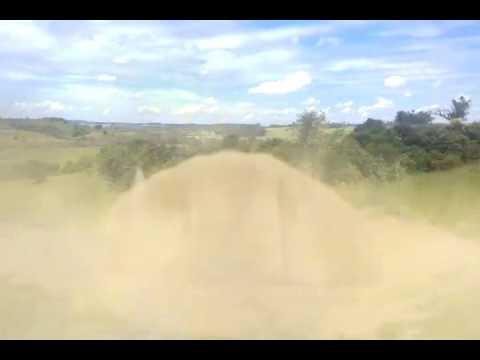 Monstro de areia em guarei
