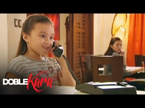 Doble Kara: Sara talks to Becca