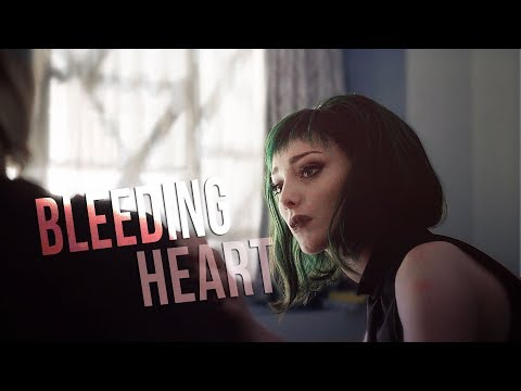 Andy & Lorna | bleeding heart