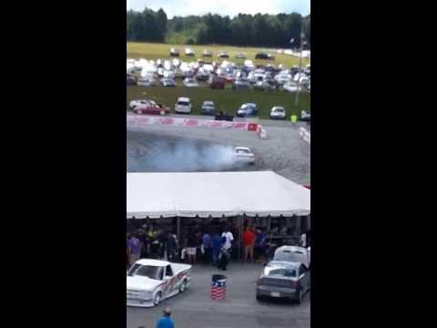 2013 Nopi Nationals Tandem Drifiting then a truck