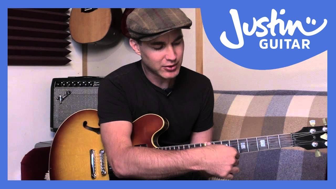 Guitar Technique: Slide Guitar Basics 1 – Guitar Lesson [TE-80] – Justin Guitar