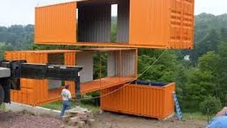 The 100 Most Amazing Shipping Container Homes