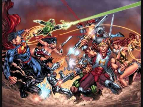 He-Man and the Masters of Universe vs DC Universe coming this August