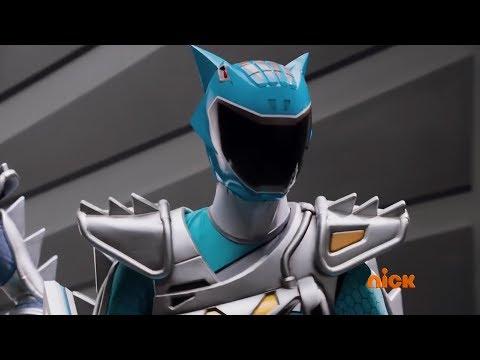 Power Rangers Dino Super Charge - Aqua Ranger (Episodes 5-20) | Power Rangers Official