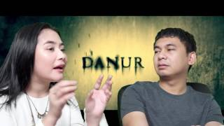 Video REACTION TRAILER FILM DANUR (FEAT. PRILLY LATUCONSINA) MP3, 3GP, MP4, WEBM, AVI, FLV Februari 2018