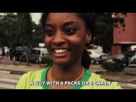 Watch UNILAG Girls Choose Between Six Cars or Six Packs