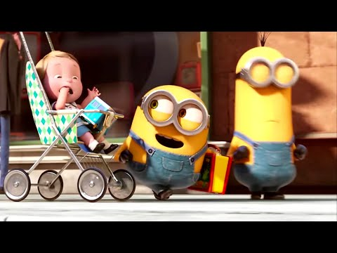 Despicable me 2 movie full - Minions commercial mini movies