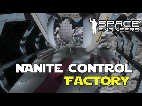 Video Space Engineers Mod - Nanite Repair and Construction download in MP3, 3GP, MP4, WEBM, AVI, FLV January 2017