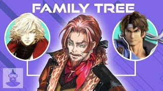 Video Castlevania Family Tree Explained! (Belmont Family)   The Leaderboard MP3, 3GP, MP4, WEBM, AVI, FLV Juni 2019