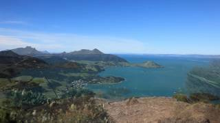 Whangarei New Zealand  City new picture : Views From Mt Manaia Whangarei Heads New Zealand 2012