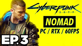• FLATHEAD MILITARY BOT, MEETING MEREDITH & MAELSTROM!! Cyberpunk 2077 Ep.3 (PC Gameplay Let's Play)