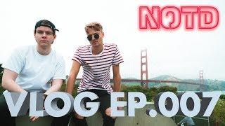 NOTD Vlog: Episode 007 - San Francisco and Los Angeles