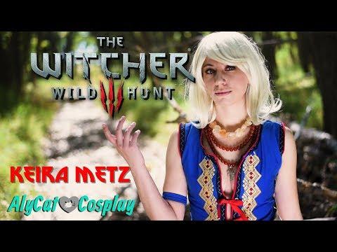 Witcher 3: Keira Metz Cosplay Showcase