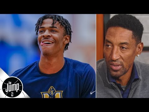 Video: Ja Morant will be a 'huge problem' in the NBA - Scottie Pippen | The Jump