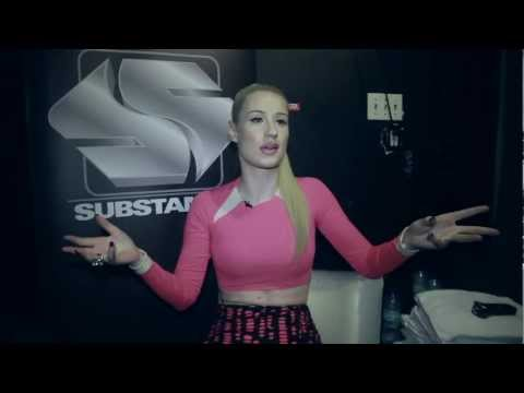 Iggy Azalea Talks 2Pac, Freshman Cover & Sexuality In Her Music