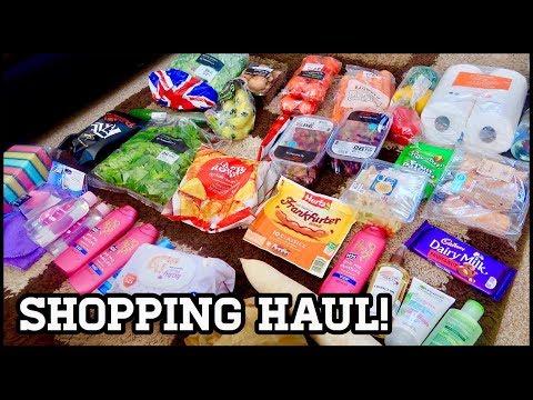 (MASSIVE FOOD + SKINCARE HAUL! - POUNDLAND, SUPERDRUG, SAINSBURY & MORE! - Duration: 3 minutes, 22 seconds.)