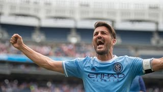 """David Villa all goals for  New York City FC 2015-2016, music: Immediate Music - Destiny Of The Chosen, Composed By: John Samuel HansonCopyright Disclaimer Under Section 107 of the Copyright Act 1976, allowance is made for """"fair use"""" for purposes such as criticism, comment, news reporting, teaching, scholarship, and  research. Fair use is a use permitted by copyright statute that might otherwise be infringing.  Non-profit, educational or personal use tips the balance in favor of fair useDavid Villa in MLS 2015 2016 All- goals for New York City FCDavid Villa goals, skills assists MLS 2016If there's one thing David Villa is known for, it's scoring goals. He has made a career out of putting the round ball into the back of the net, and his time in MLS has seen him do that plenty.Since arriving to New York City FC for their inaugural season in 2015, Villa has been a constant and productive threat up top. The 34-year-old Spaniard has already amassed 30 goals through 48 games, and there is no sign of him slowing down.David Villa vs New York Red Bull 2016 goals"""