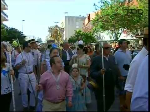 Año 2010, Salida Hermandad del Rocío de San Jorge – Sanlúcar de Barrameda