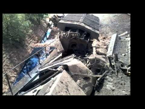 Áudio do Centro de Controle da MRS em Juiz de Fora sobre o acidente na Serra de Arantina