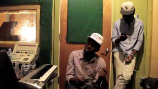 """I WANT YOU"" STUDIO SESSIONS - THEOPHILUS LONDON, DEV HYNES, VASHTIE"