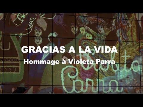 Hommage à Violeta Parra