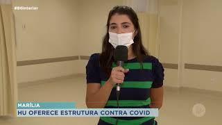Unimar de Marília tem leitos de UTI para ceder emergencialmente para o SUS